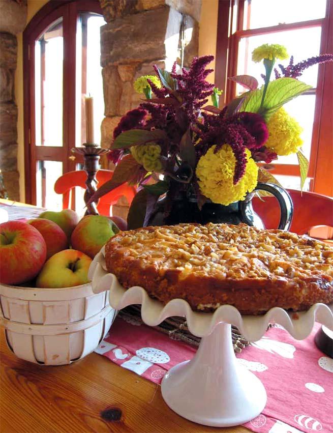 Jo's Apple Torte